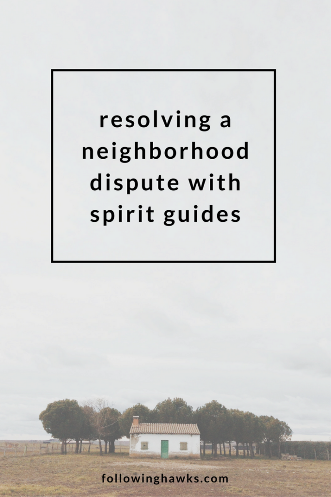 Spirit Guides | Neighbors