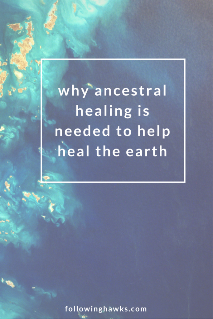 Ancestral Healing | Time Spirits | Spirits of the Land
