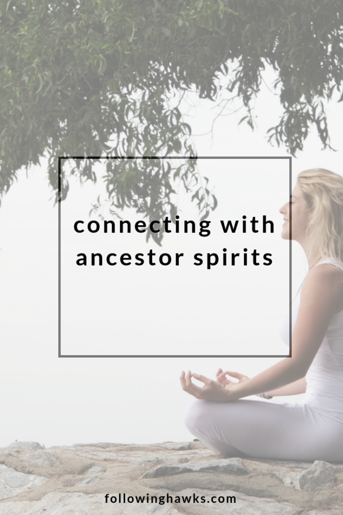 How can we connect with the ancestors of a place we're not indigenous to? And how can we connect with our own indigenous ancestor's and their traditions that were not handed down to us? Click through to read how I've learned to do both. #shamanism #animism #ancestors #ancestorspirits