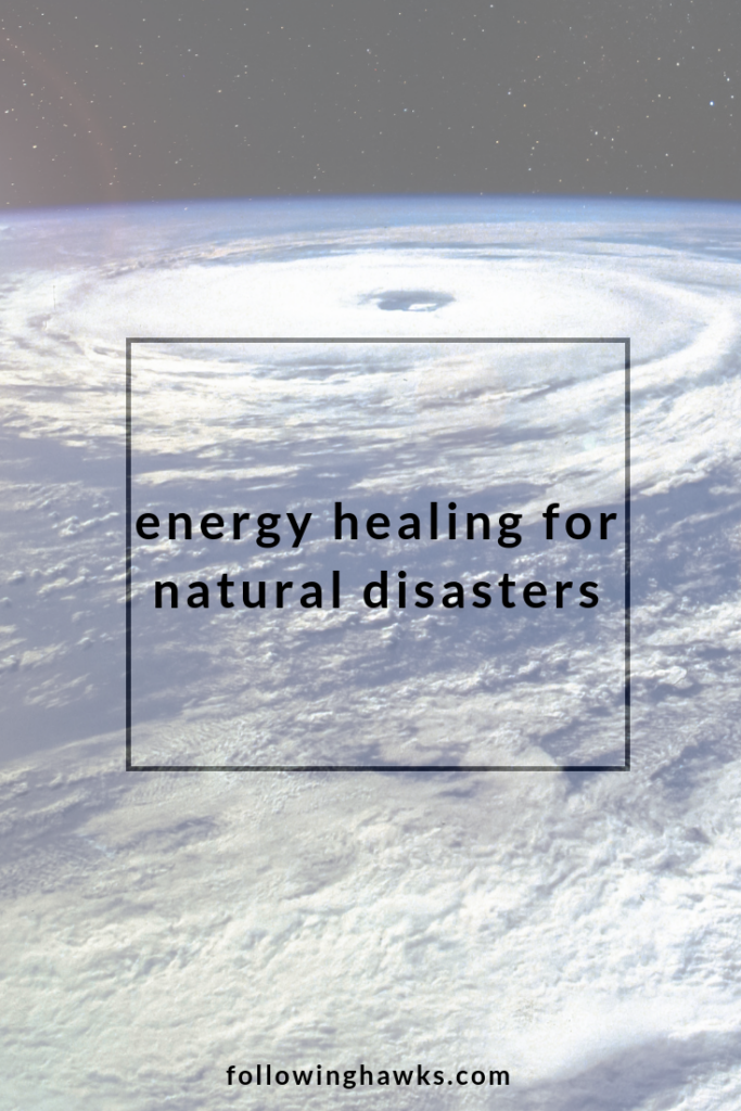 What is the spiritual meaning of a hurricane, tornado, wildfire or earthquake? And what can we do to send healing energy to help ease the pain? The answer might surprise you. Click through to read about what you should (and should not) be doing when a natural disaster strikes.